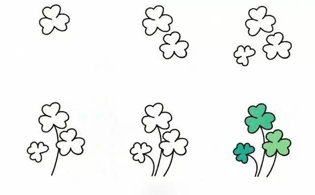日记可爱小插图简笔画手账简笔画