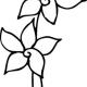 可爱花朵简笔画图片大全
