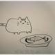 一笔一笔教你画可爱的小猫咪简笔画