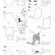 动物园里的动物怎么画简笔画