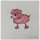 简单可爱的贵宾犬画法教程