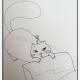 如何画一只简单又漂亮小猫咪呢