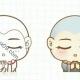 小和尚简笔画可爱图片