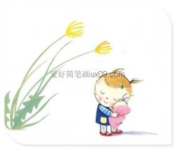 简单又可爱的儿童简笔画彩色