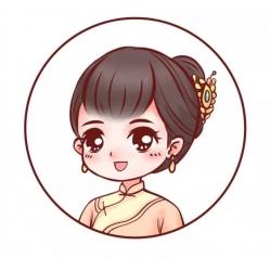 Q班周莹----甄嬛传中的熹妃娘娘简笔画图片