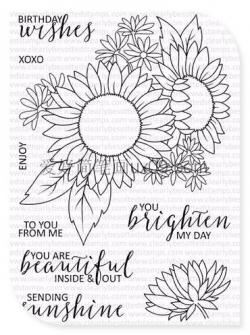 漂亮的花朵简笔画大全