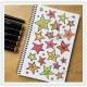 各种各样的五角星简笔画图片