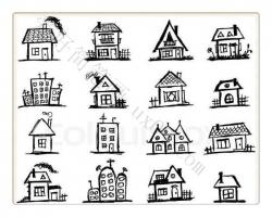简易房子图片大全