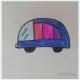 小汽车简笔画 画法