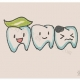 可爱的牙齿怎么画?