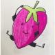 草莓卡通简笔画画法教程 简单