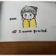 可爱的女孩简笔画画法教程