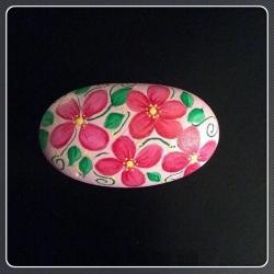 简单漂亮的石头画图片