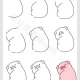 小猪简笔画教程